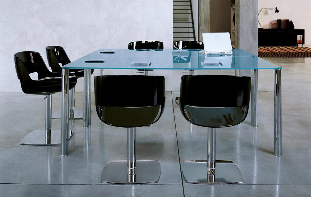 Valeo tavolo enrico pellizzoni fauciglietti engineering for Moderni piani casa icf